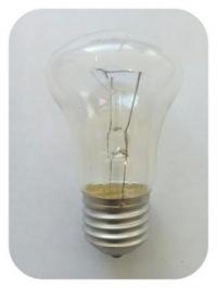 Лампа накаливания 220 В, 100 Вт