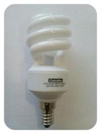 Лампа энергосберегающая модель: LH15-AS-M/842/E14