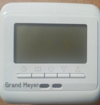 Программируемый терморегулятор Grand mayer PST 3 (30 Ампер)