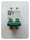 Выключатель автоматический 2P С 20А ВА-101 4.5кА DEKraft