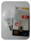 Лампа светодиодная IEK 9 Вт Е27 4000К