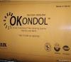 Сплошная пленка OK ONDOL 100см, 220Ватт/м2