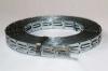 Монтажная лента для кабельного теплого пола 20х0,4 мм.